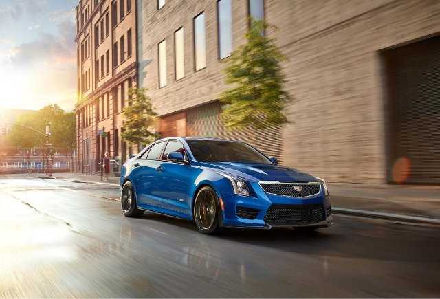 Cadillac ATS - Best Used Vehicles To Drive To Impress - Bert Ogden Mission Auto Outlet - Mission, TX