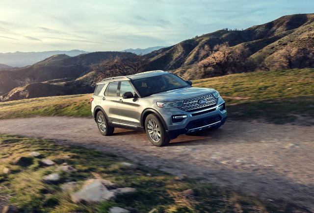 Ford Explorer - Best Used Vehicles For Teen Drivers - Bert Ogden Mission Auto Outlet - Mission, TX