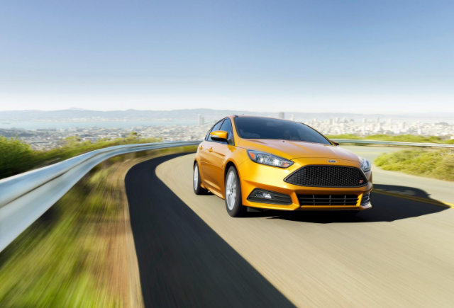 Ford Focus - Best Used Vehicles for College Students - Bert Ogden Mission Auto Outlet - Mission, TX