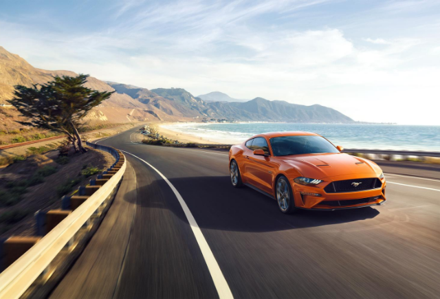 Ford Mustang - Best Used Vehicles for College Students - Bert Ogden Mission Auto Outlet - Mission, TX