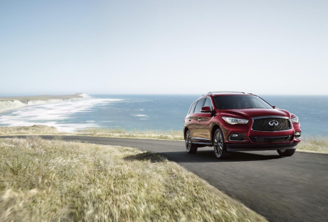 INFINITI QX60 - Best Used Vehicles To Drive To Impress - Bert Ogden Mission Auto Outlet - Mission, TX