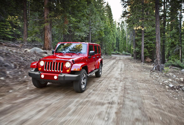 Jeep Wrangler - Best Used Vehicles For Weekend Adventurers - Bert Ogden Mission Auto Outlet - Mission, TX