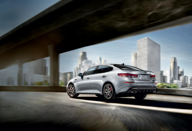 Kia Optima - Best Used Vehicles for College Students - Bert Ogden Mission Auto Outlet - Mission, TX