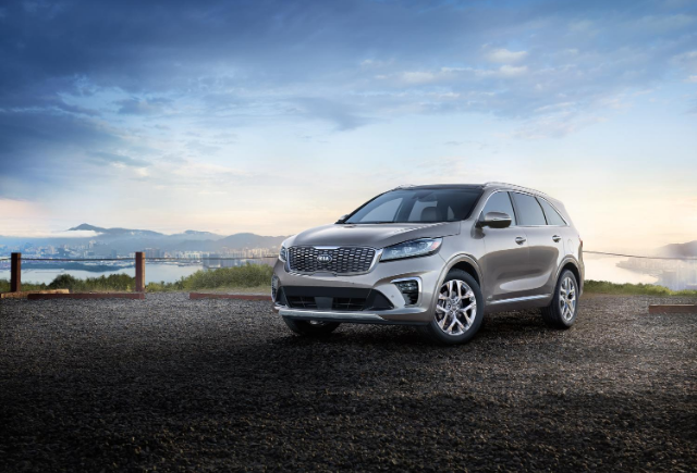 Kia Sorento - Best Used Vehicles For Teen Drivers - Bert Ogden Mission Auto Outlet - Mission, TX
