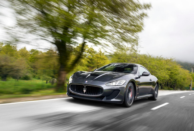 Maserati GranTurismo MC - Best Used Vehicles To Drive To Impress - Bert Ogden Mission Auto Outlet - Mission, TX