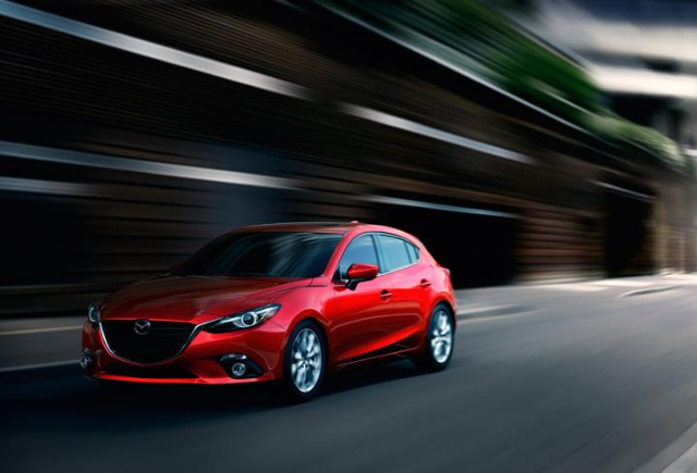 Mazda3 - Best Used Vehicles For Self-Starters - Bert Ogden Mission Auto Outlet - Mission, TX