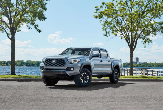 Toyota Tacoma - Best Used Vehicles For Teen Drivers - Bert Ogden Mission Auto Outlet - Mission, TX