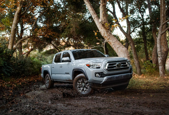 Toyota Tacoma - Best Used Vehicles For Weekend Adventurers - Bert Ogden Mission Auto Outlet - Mission, TX