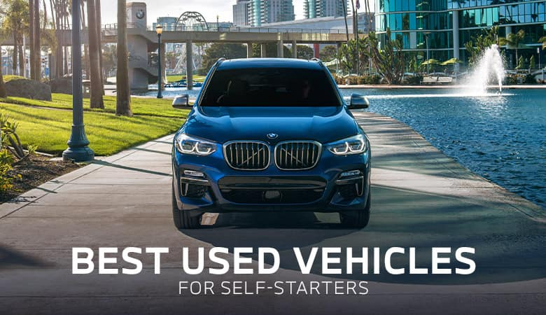 Best Used Cars for Self-Starters - Bert Ogden Mission Auto Outlet - Mission, TX
