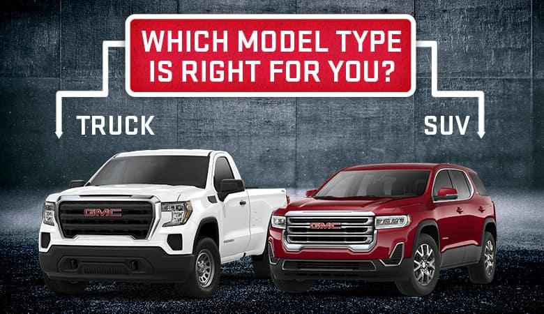 Trucks vs. SUVs - Bert Ogden Mission Auto Outlet - Mission, TX