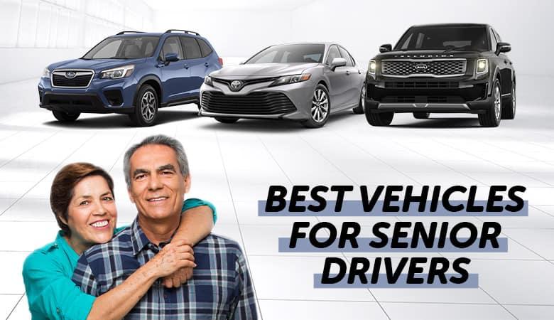 Best Cars for Senior Drivers - Bert Ogden Mission Auto Outlet - Mission, TX