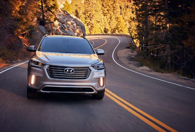 Best Cars for Senior Drivers - Hyundai Santa Fe - Bert Ogden Mission Auto Outlet - Mission, TX