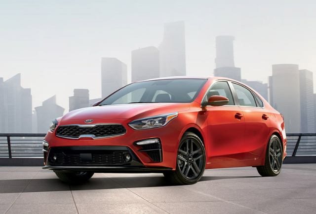 Best Cars for Senior Drivers - Kia Forte - Bert Ogden Mission Auto Outlet - Mission, TX