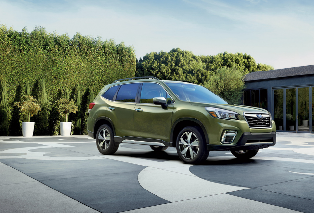 Best Cars for Senior Drivers - Subaru Forester - Bert Ogden Mission Auto Outlet - Mission, TX
