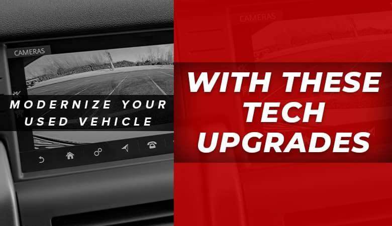 Modernize Your Used Car with Tech Upgrades | Bert Ogden Mission Auto Outlet | Mission, TX