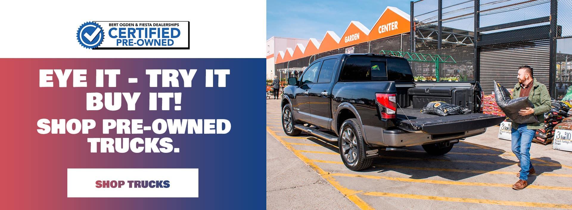 Used Trucks | Mission, TX