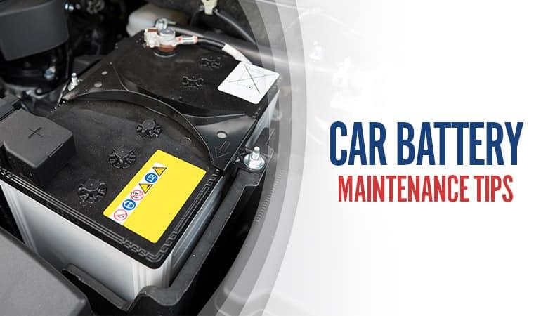 Car Battery Maintenance | Bert Ogden Auto Outlet | Mission, TX