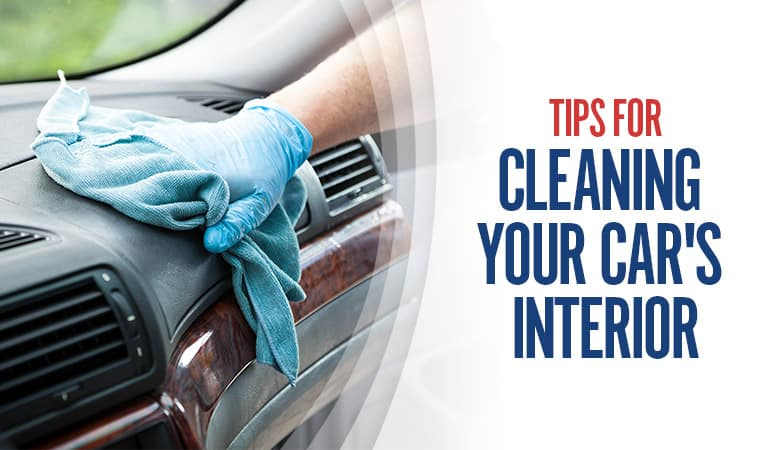 Tips for Cleaning Your Car's Interior | Bert Ogden Auto Outlet | Mission, TX