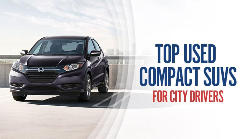Best Used Compact SUVs for City Drivers | Bert Ogden Auto Outlet | Mission, TX