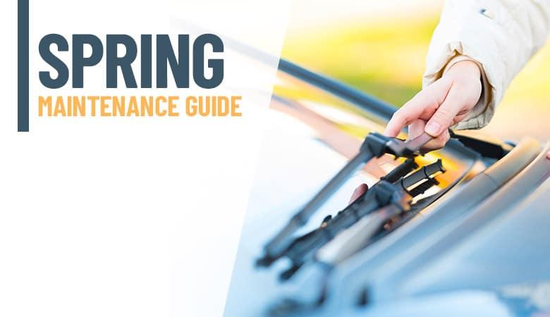 Spring Maintenance Guide | Bert Ogden Auto Outlet | Mission, TX