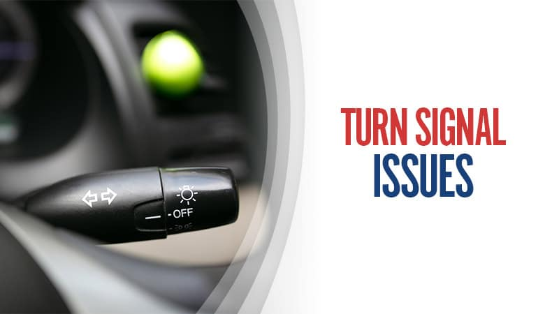 Turn Signal Issues | Mission, TX