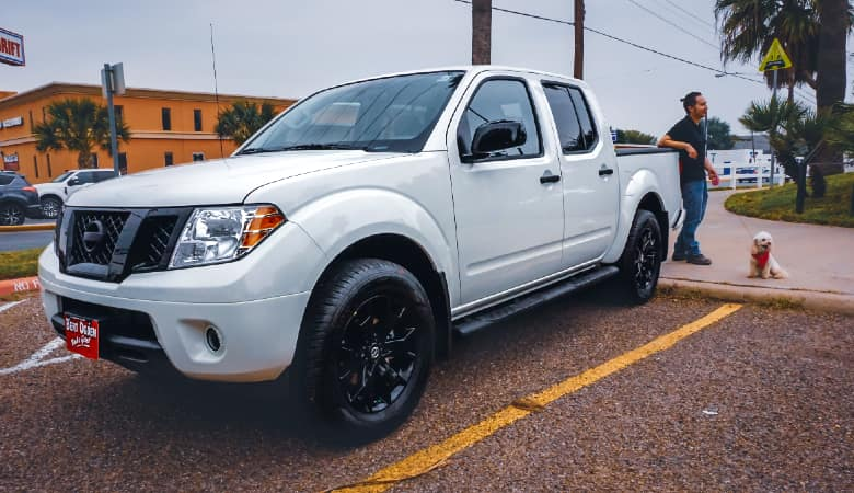 Nissan Frontier   Mission, TX