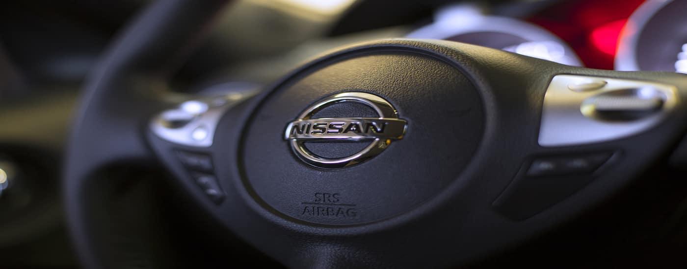 Nissan Steering wheel