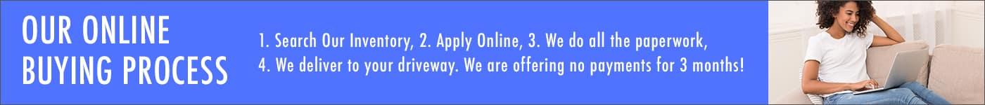 Buy Online, We deliver