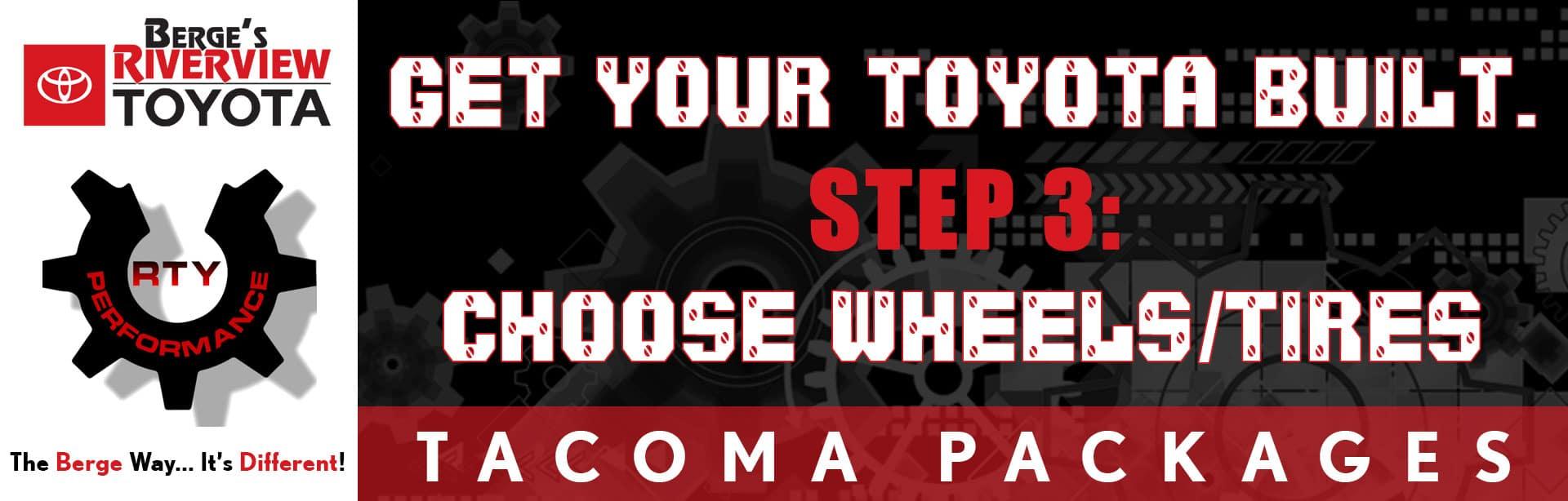 Tacoma Step 3
