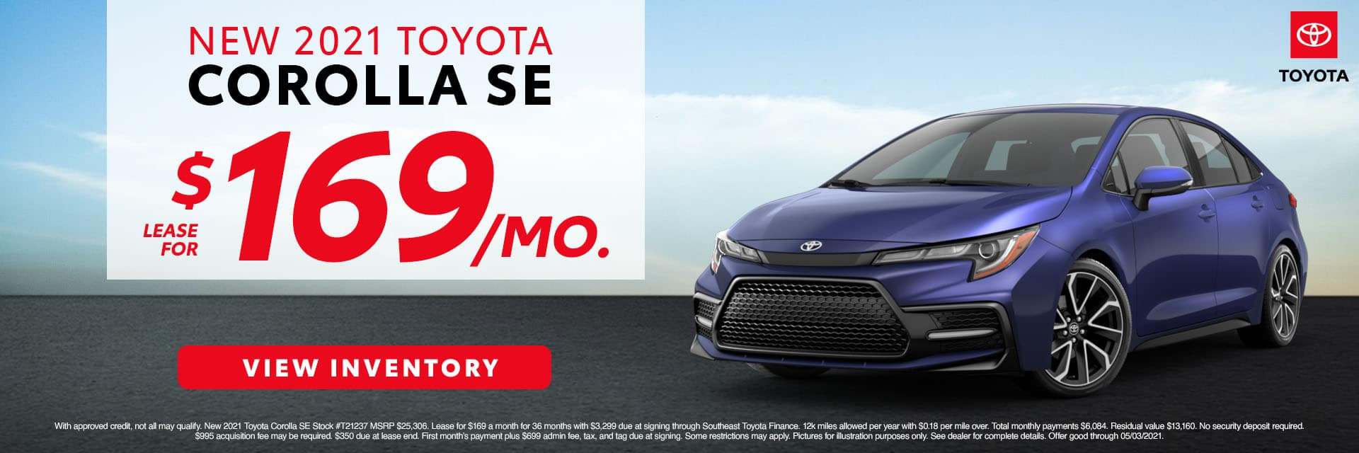 CLTW-April 2021-2021 Toyota Corolla