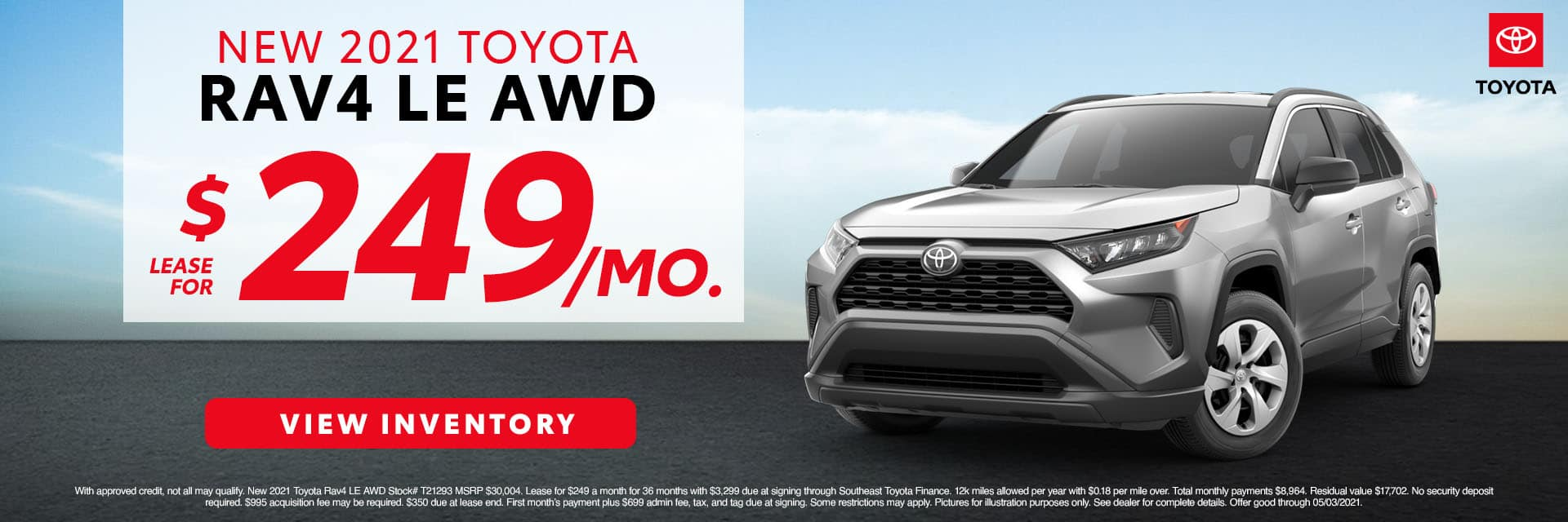 CLTW-April 2021-2021 Toyota Rav4