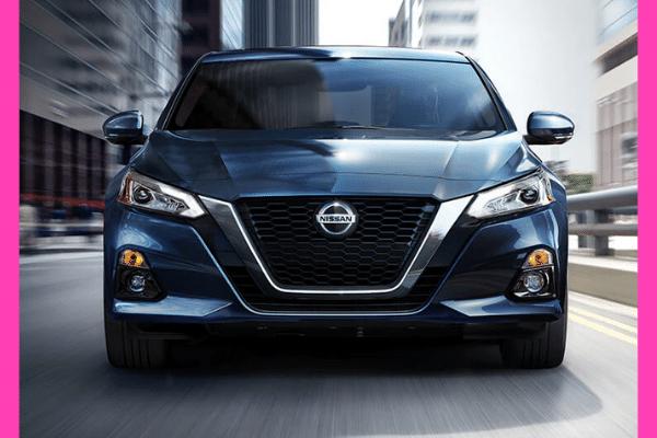<center>2021 Nissan Altima SR AWD</center>