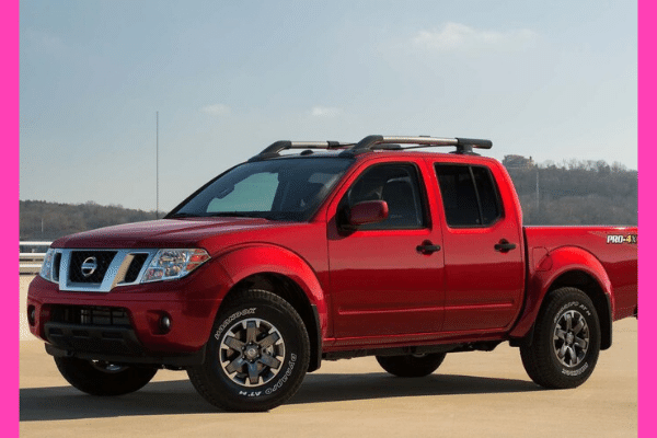 <center>2021 Nissan Frontier FRT 4x4 SV CC</center>