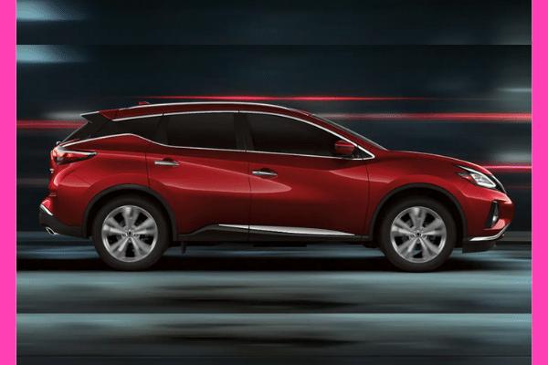 <center>2021 Nissan Murano</center>