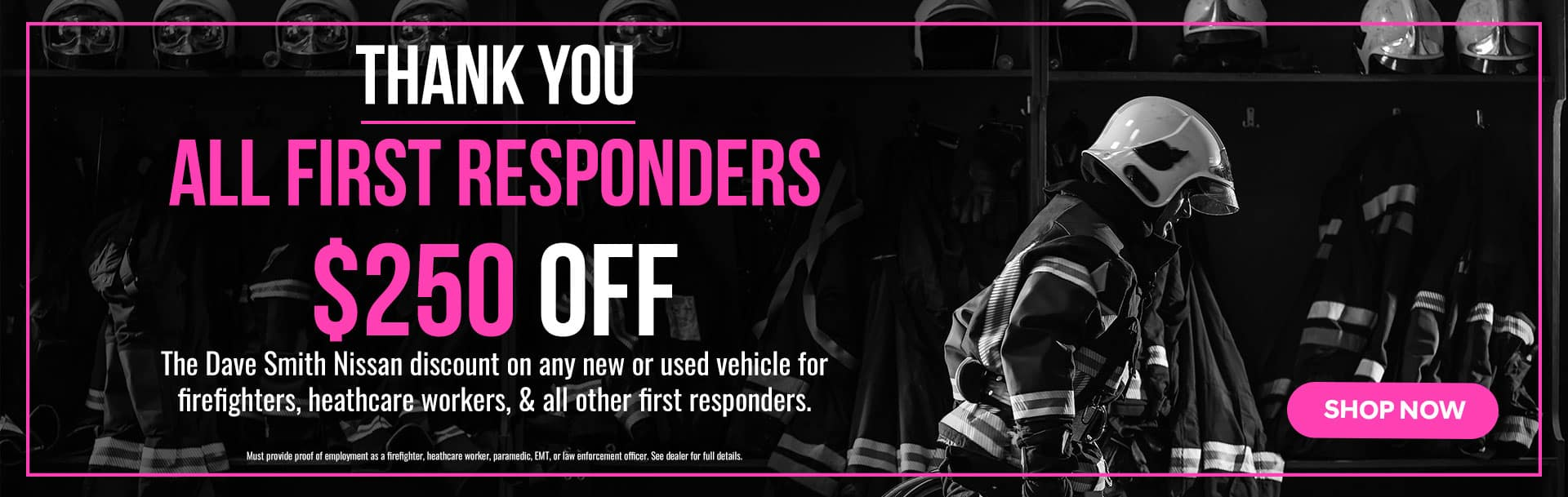 Car Discount for First Responders in Spokane, WA