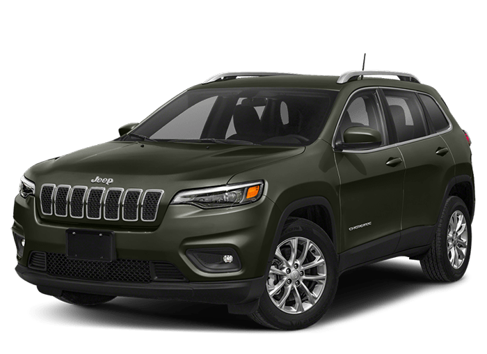 2020 Jeep Cherokee Green
