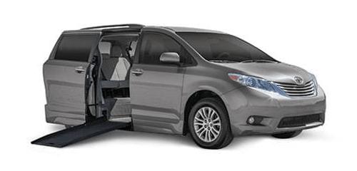 Toyota sienna image