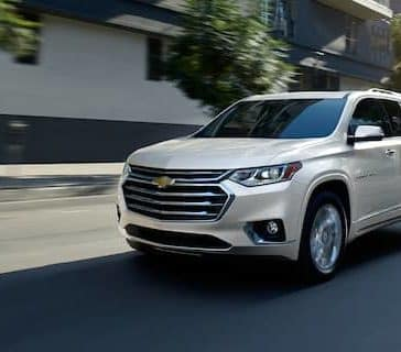 2020 Chevy Traverse