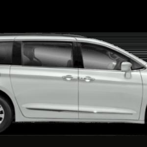 2020 Chrysler Pacifica in white