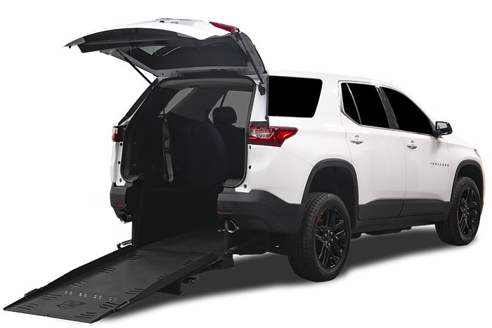 Chevy-Traverse-Rear-Ramp-Accessible