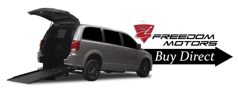 Buy Wheelchair Accessible Vehicles Direct