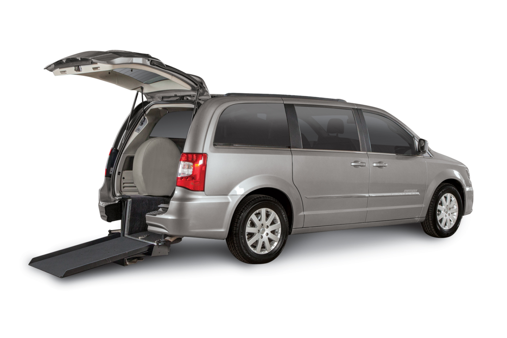 Chrysler-Town-&-Country Wheelchair Rear Entry