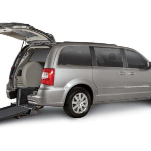 Chrysler-Town-&-Country Wheelchair Rear Entry
