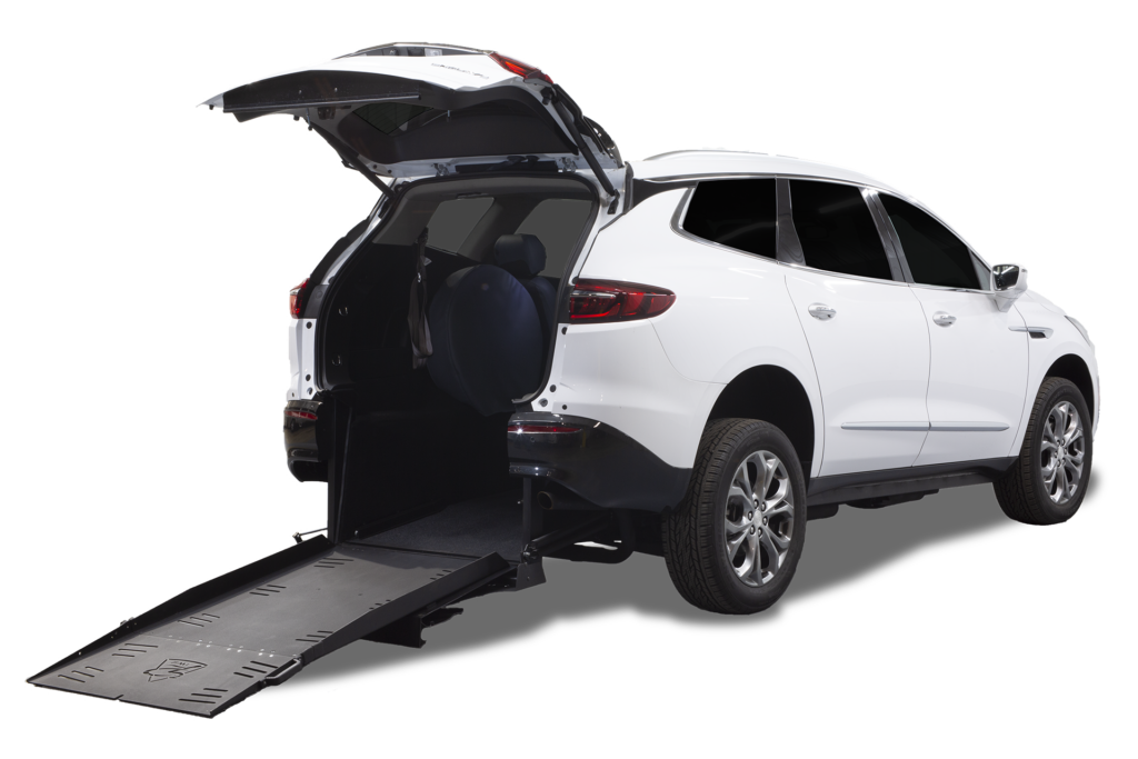 White-Buick-Enclave-Rear-Entry