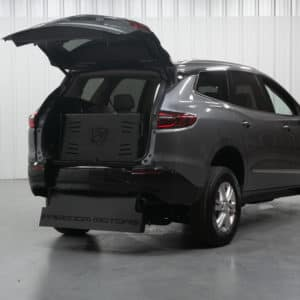 2019 Buick Enclave Wheelchair Ramp