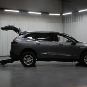 2019 Buick Enclave Handicap rear view