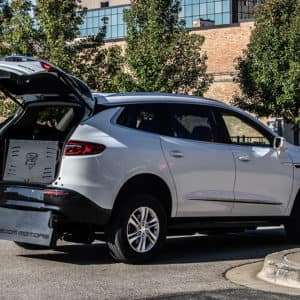 Buick Enclave Rear Accessible Ramp