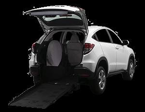 Honda HR-V Rear Entry Wheelchair Accessible