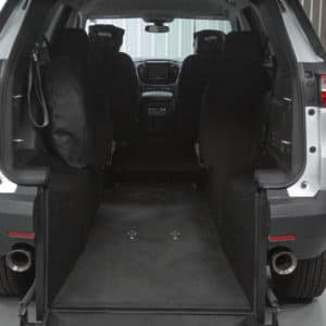 rear entry chevy traverse