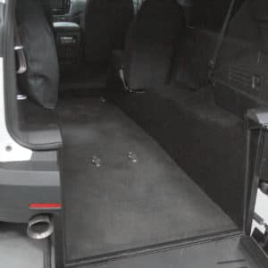 rear entry wheelchair accessible chevrolet traverse